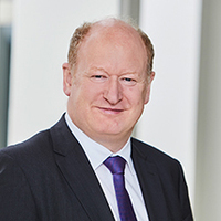 Minister Reinhold Hilbers